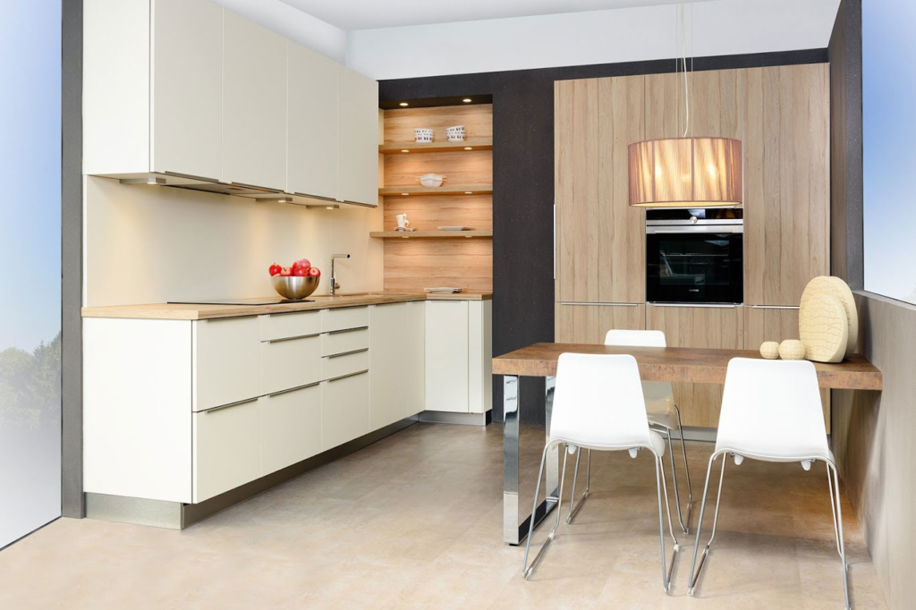 ✅L-Küchen von müller Küchen Kassel Einbauküche kostenlos planen☆