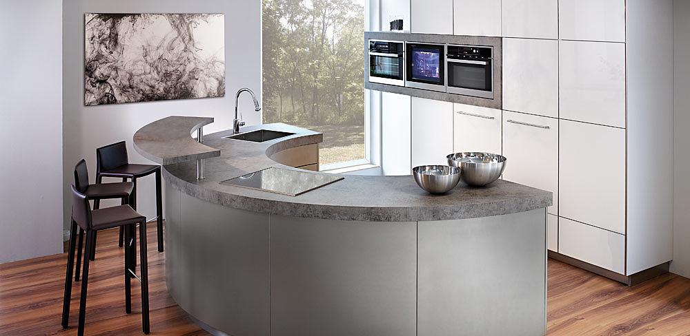 runde Küchen