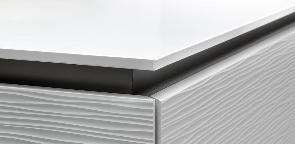 Detail Strukturfront