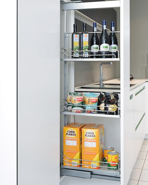✅Innovative Auszüge extrem Belastbar von müller Küchen Kassel✓