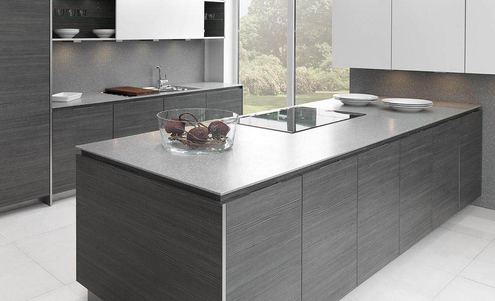 k chenarbeitsplatten arbeitsplatten in keramik naturstein. Black Bedroom Furniture Sets. Home Design Ideas