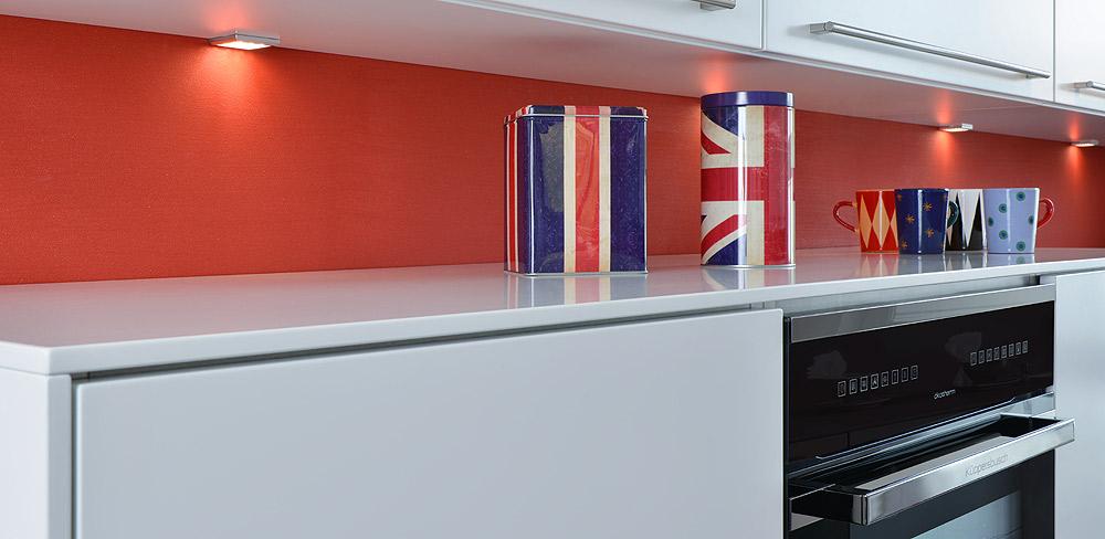 Detail Küchenmöbel