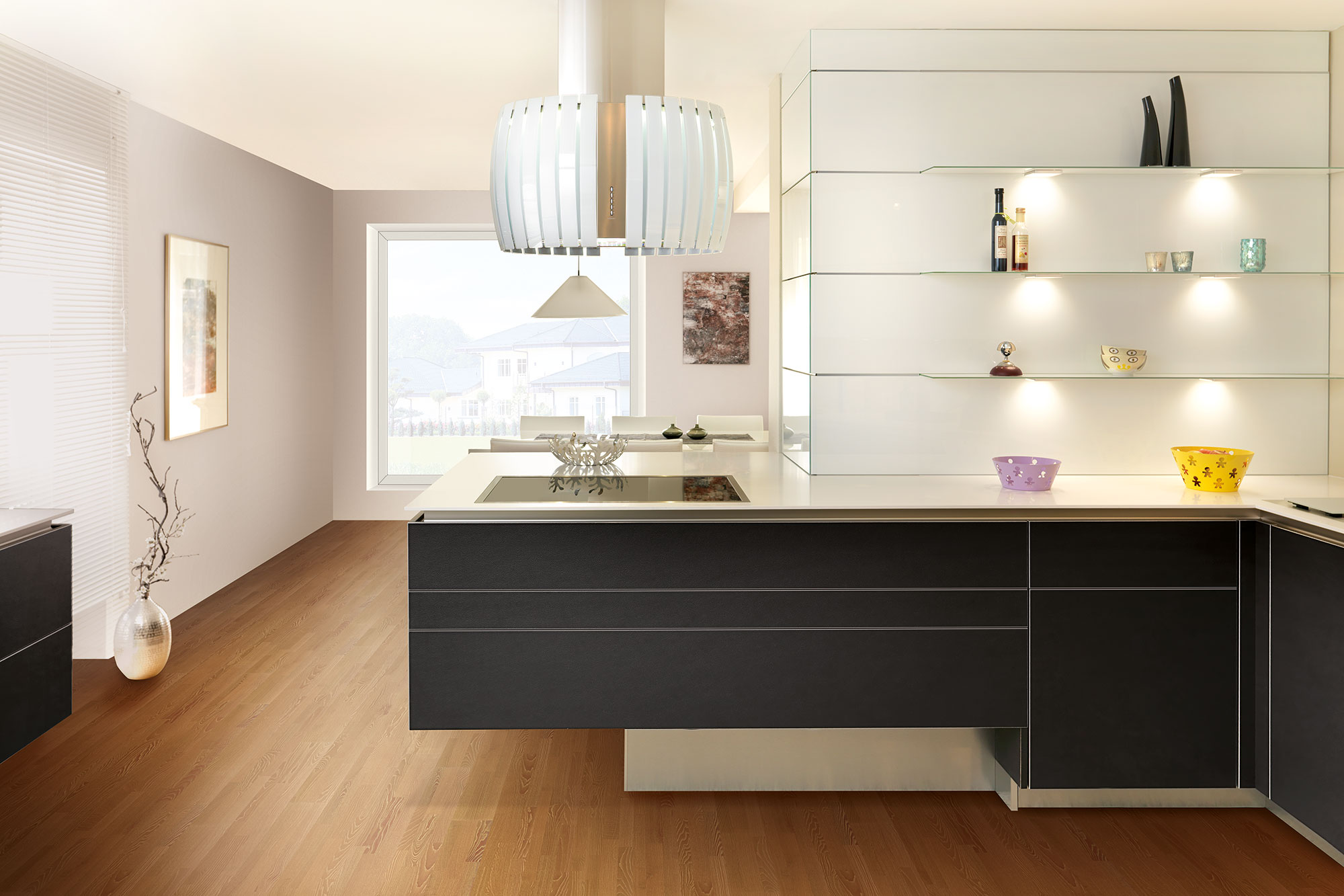 Designmöglichkeiten von müller | Küchen