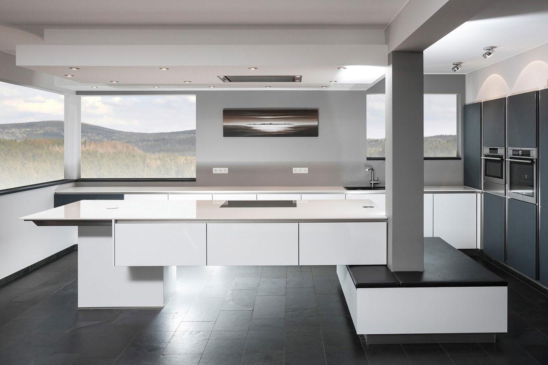 Moderne einbauküchen  ✅Moderne Küchen☆exklusive Küchendesigns☆Küchenideen in Kassel✓